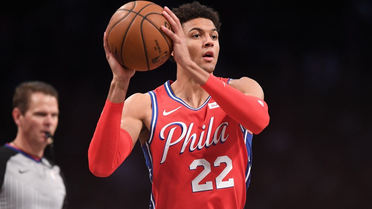 "Chatting With Philadelphia 76ers Rookie Defensive Stalwart Matisse Thybulle: Call Him ""Mathief"" article feature image"