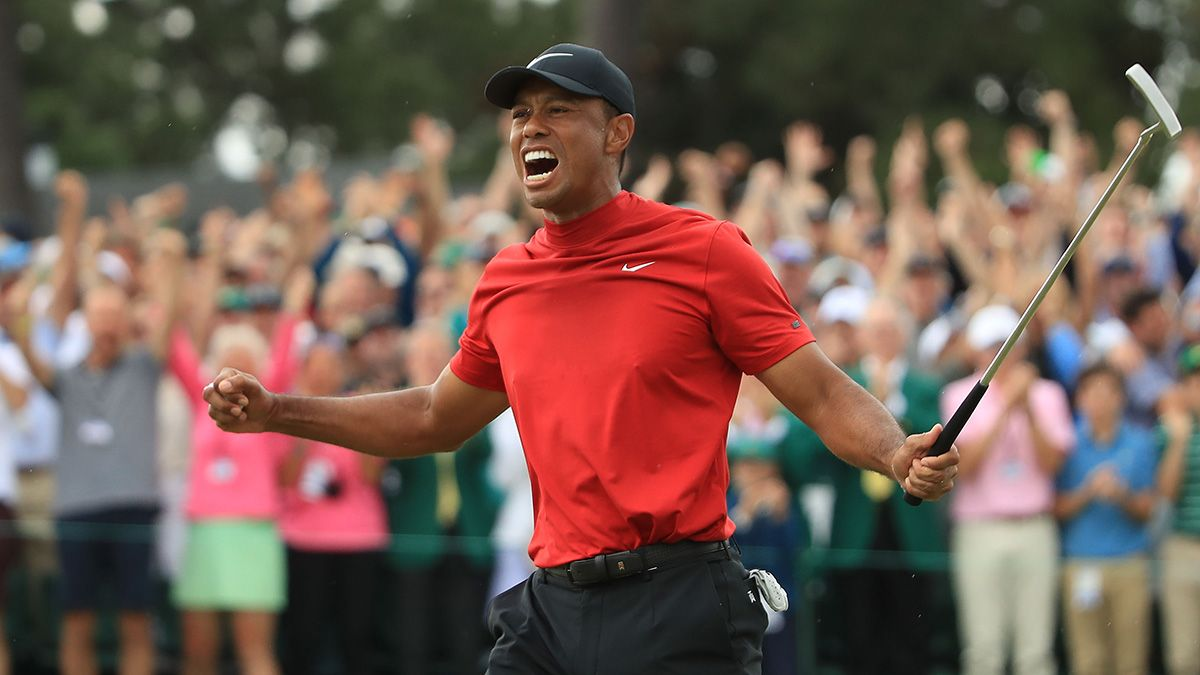 Sobel: Predicting Tiger Woods' 2020 Results at Every Tournament He'll Play article feature image