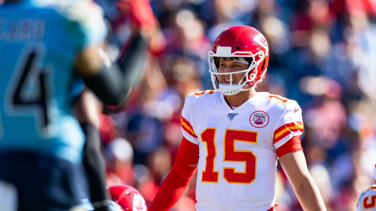 Titans vs. Chiefs Odds, Picks & Predictions: Updated Spread & Betting Angles for Sunday's AFC Championship Game article feature image