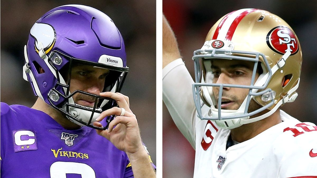 Updated Vikings vs. 49ers Betting Odds: Spread, Line & Over/Under for This NFL Divisional Round Matchup article feature image