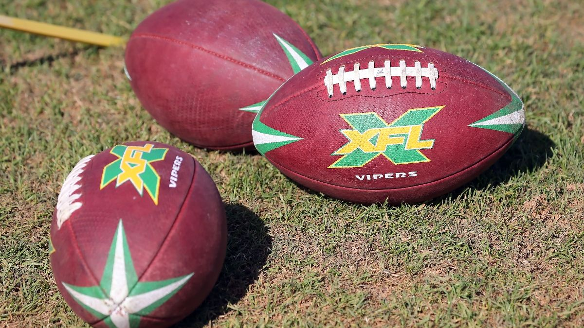 Freedman: 5 XFL Rules Bettors Need To Know article feature image