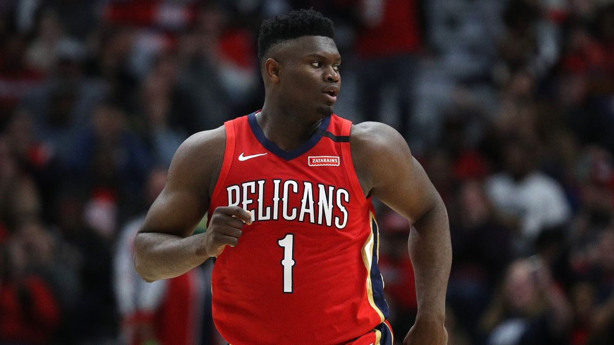 Nuggets vs. Pelicans Sharp Betting Pick: How Pro Bettors Are Reacting to Zion Williamson's Stellar NBA Debut article feature image