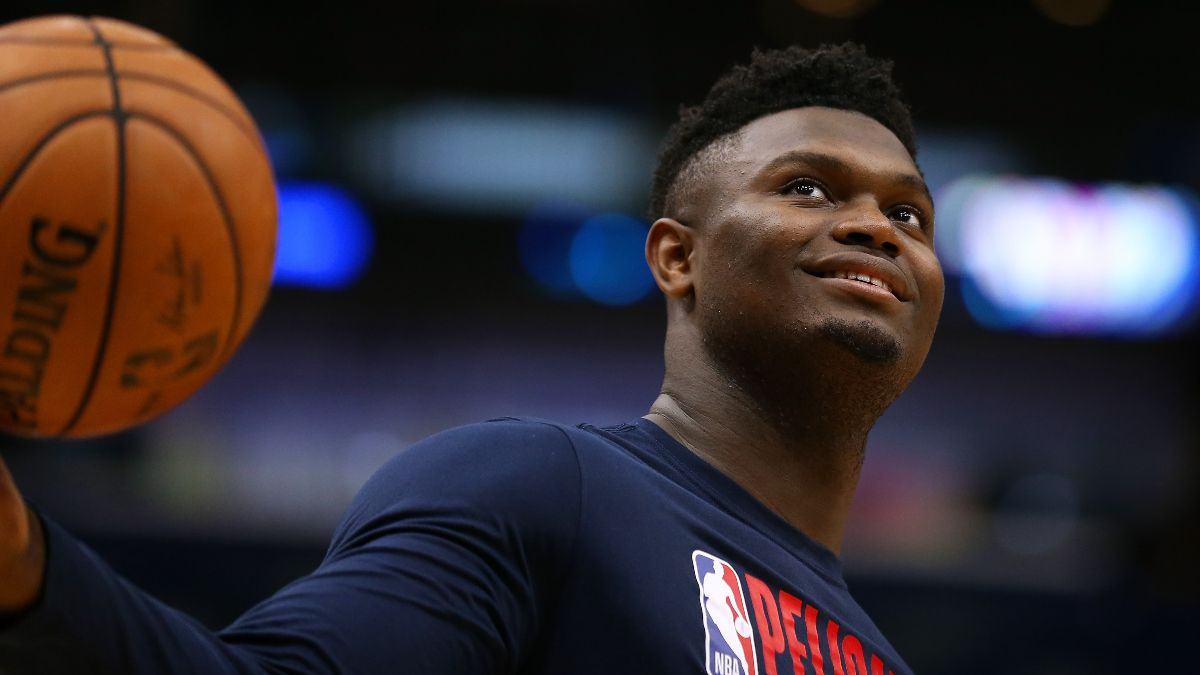 Zion Williamson Prop Boosters vs. Nuggets at DraftKings and FanDuel article feature image