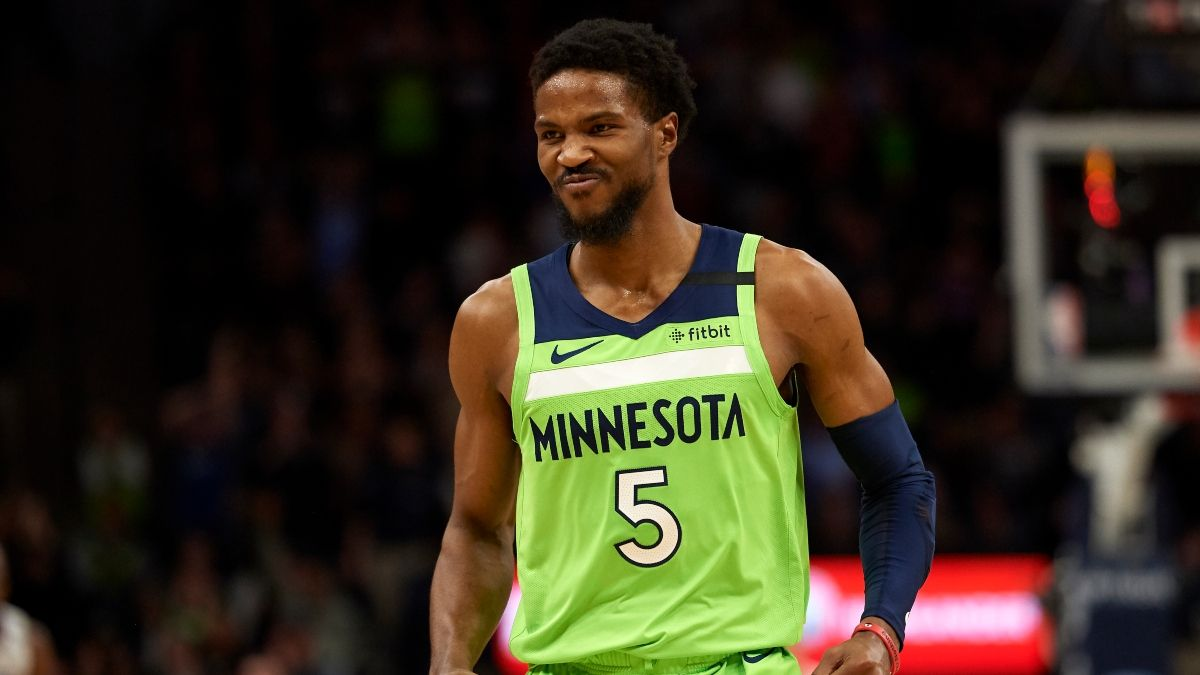 Moore's Monday NBA Betting Picks & Angles: Riding the New-Look Wolves article feature image