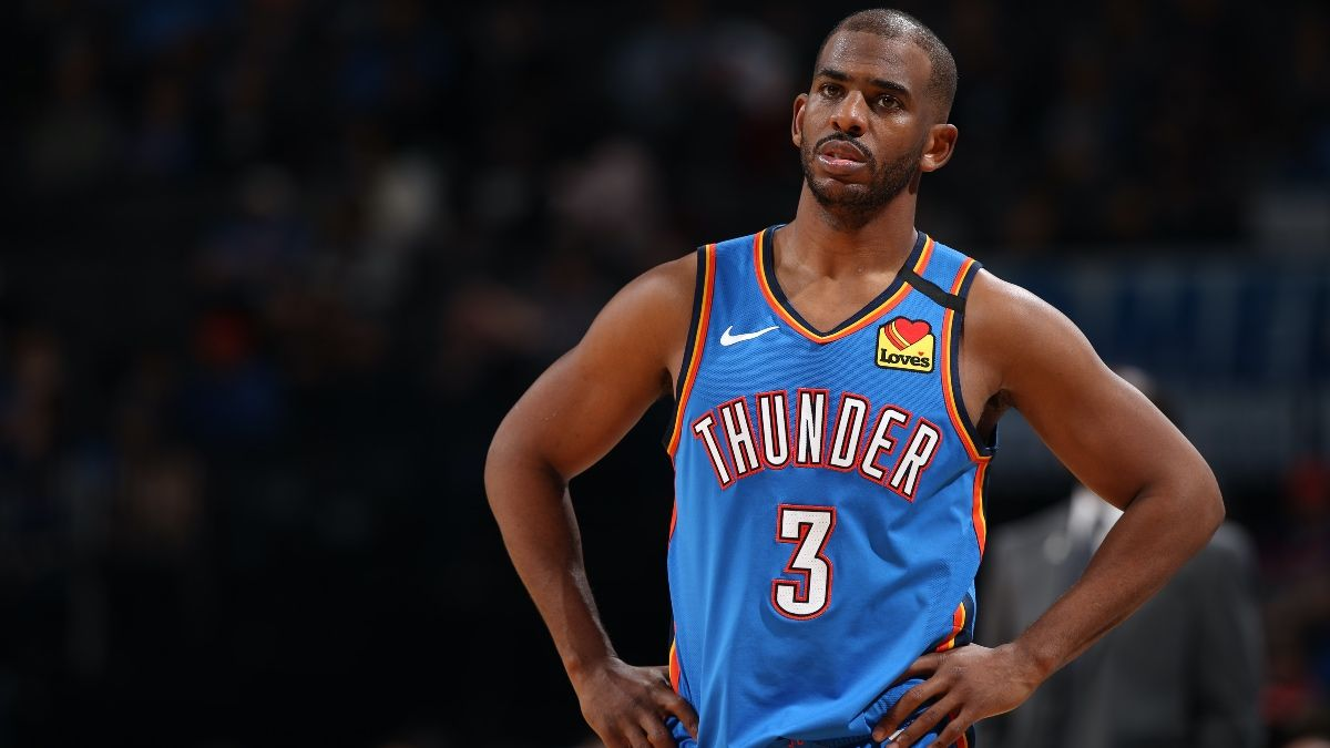 Clippers vs. Thunder Betting Odds, Picks & Predictions: Will OKC Continue Historic Pace as Underdogs? article feature image