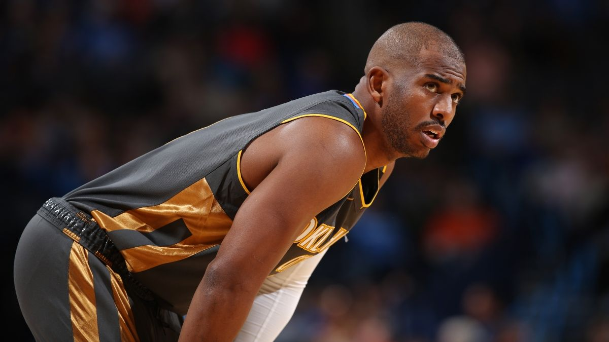 Chris Paul Brings Promise & Big-Picture Organizational Pressure To Phoenix article feature image