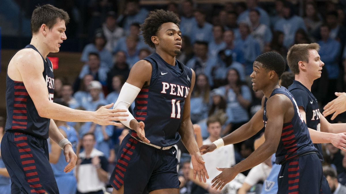 College Basketball Odds & Picks: How to Bet Penn vs. Columbia on Friday article feature image
