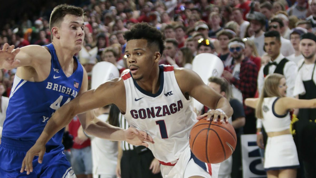 Gonzaga vs. Saint. Mary's Odds, Betting Picks, Predictions: Are Zags Overvalued? article feature image