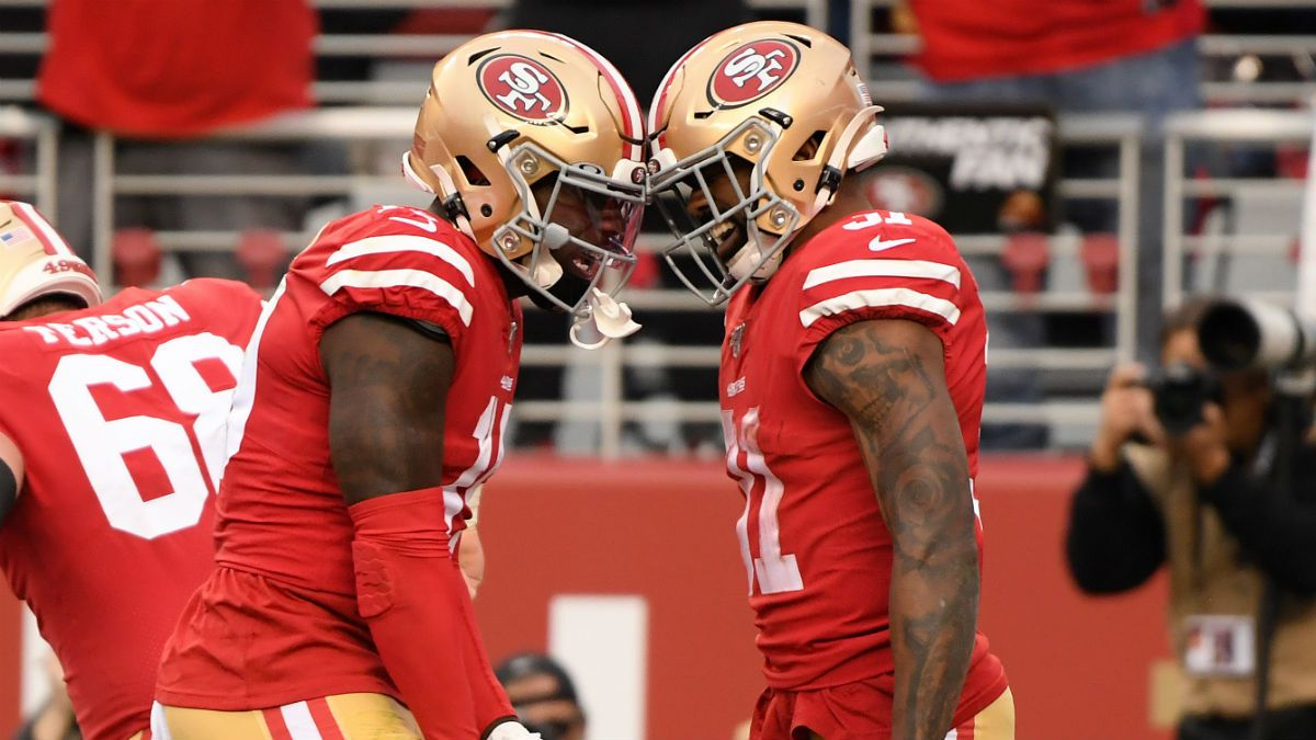 Updated Super Bowl 54 Odds: Tracking 49ers vs. Chiefs Betting Line, Point Spread, Over/Under Changes article feature image