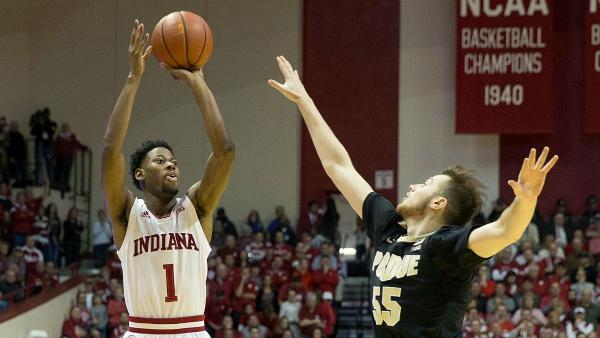 Indiana vs. Purdue Odds, Betting Picks & Predictions: Should You Bank on the Hoosiers Staying Hot? article feature image