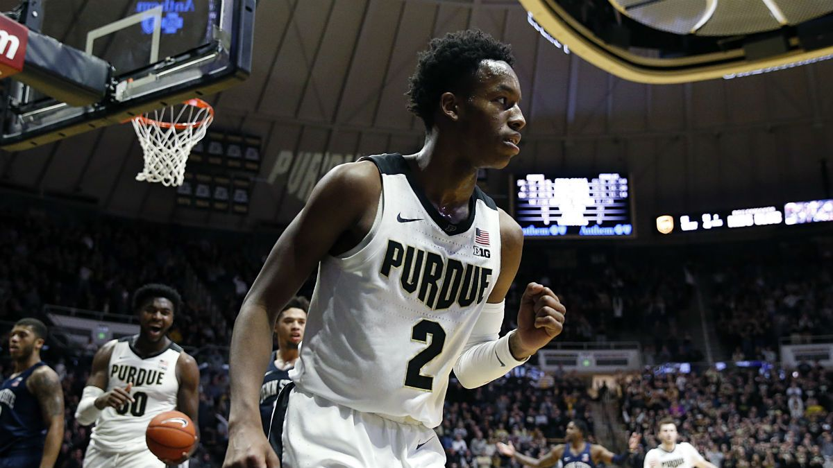 Purdue vs. Ohio State Betting Odds, Picks, Predictions: Can Boilermakers Solve Road Issues? article feature image
