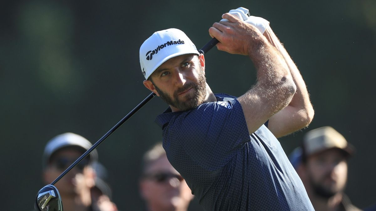 Genesis Invitational Final Round Odds, Betting Picks & Predictions: Don't Forget About Dustin Johnson article feature image