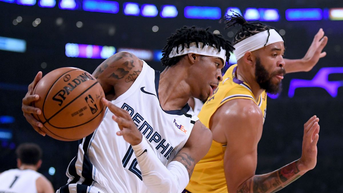 NBA Expert Betting Picks (Saturday, Feb. 29): Our Best Bets for Lakers-Grizzlies, Rockets-Celtics article feature image