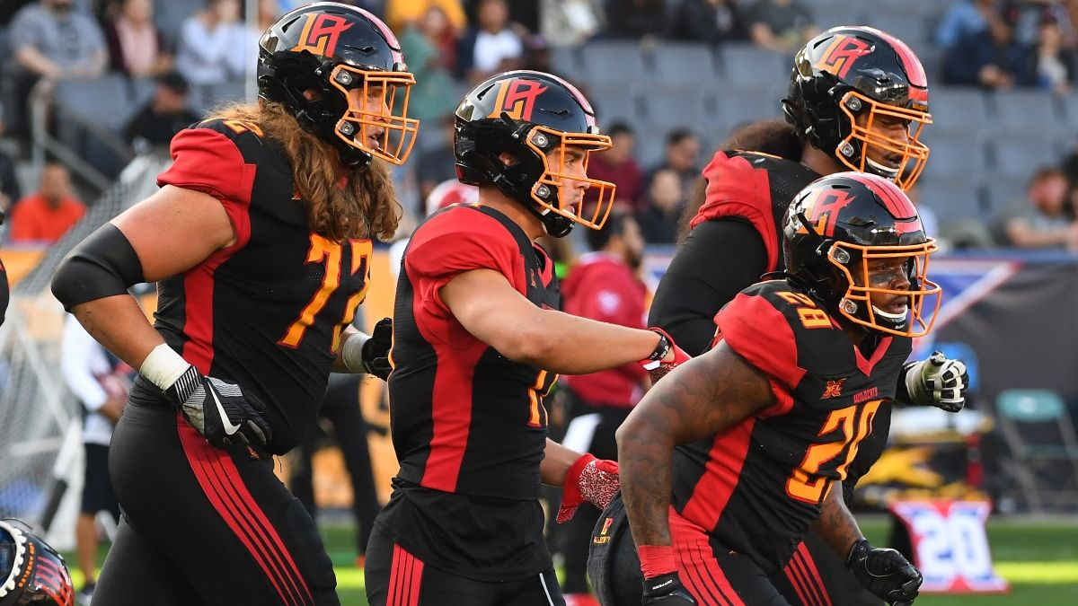 Los Angeles Wildcats vs. New York Guardians XFL Odds, Pick & Prediction: No Issues Without McGloin article feature image