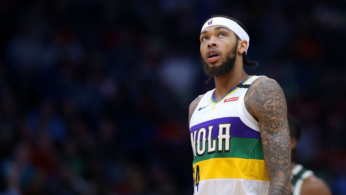 Current 2020 NBA Most Improved Player Betting Odds: Brandon Ingram Leads the Post All-Star Break Field article feature image