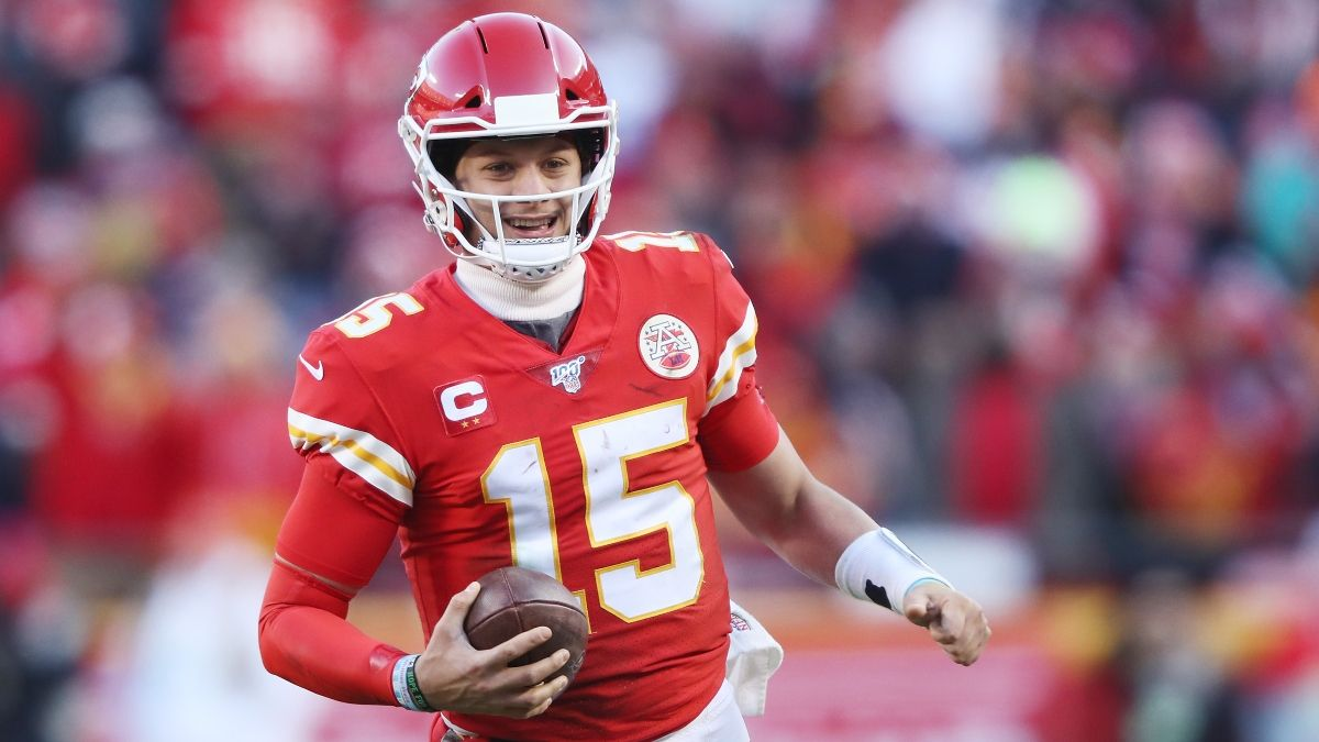 Chiefs vs. Texans Odds, Picks, Promotions: Win $100 if the Chiefs Score a Touchdown! article feature image