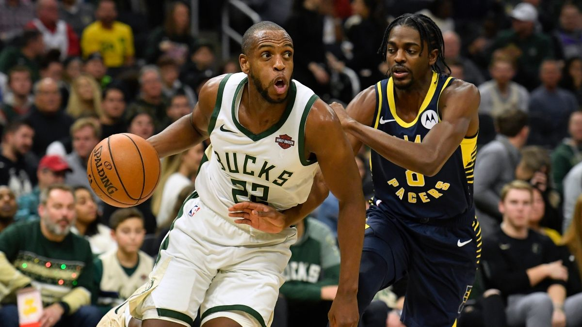 Bucks vs. Pacers Odds, Betting Picks & Predictions: Will Milwaukee Continue to Thrive With Giannis on the Bench? article feature image