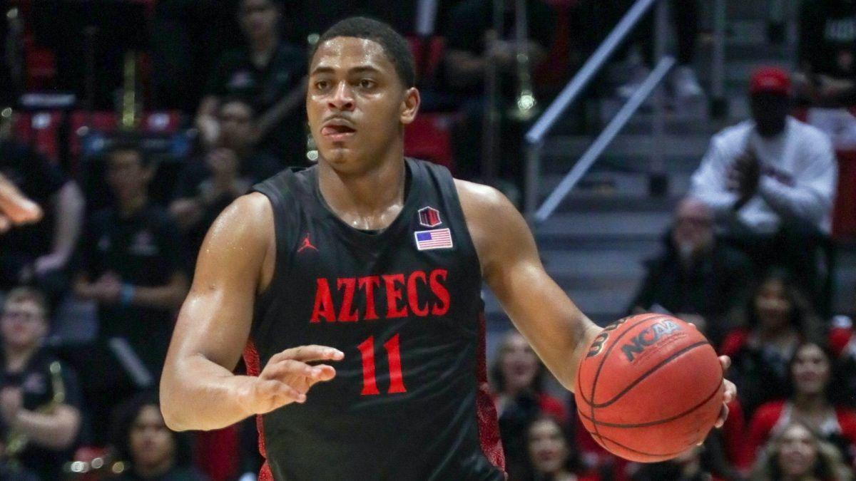 College Basketball Odds, Sharp Betting Picks (Feb. 25): Pros Hit CSU vs. SDSU, Kentucky vs. Texas A&M & More article feature image