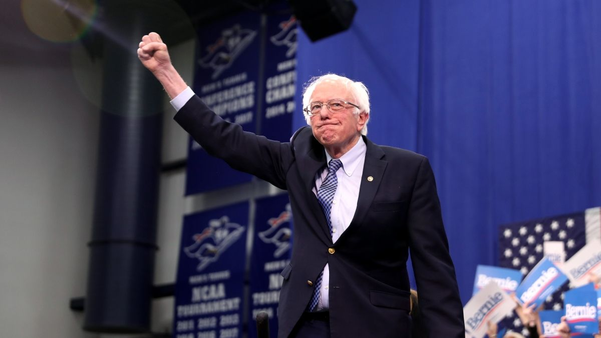Nevada Democratic Caucus Results & Betting Odds: Bernie Sanders Projected to Win Nevada article feature image