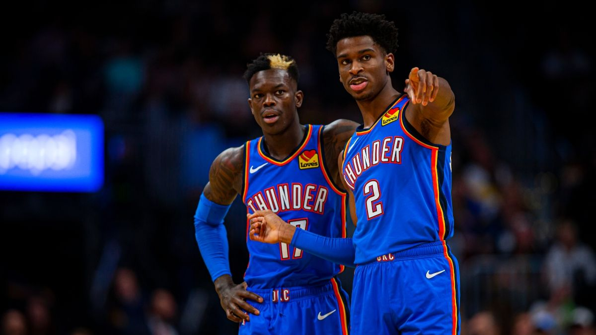 Nuggets vs. Thunder Odds, Picks & Betting Predictions: Is the Betting Market Sleeping on OKC? article feature image