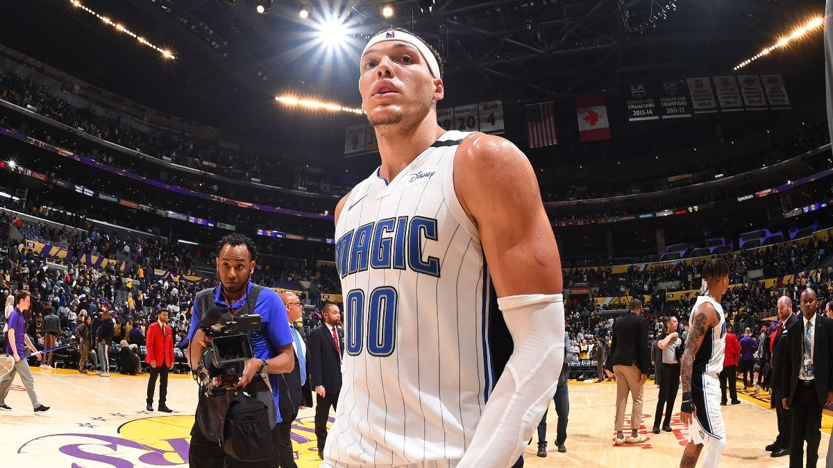 NBA Trade Deadline Buzz, Rumors: Kings in the Market for Aaron Gordon? article feature image