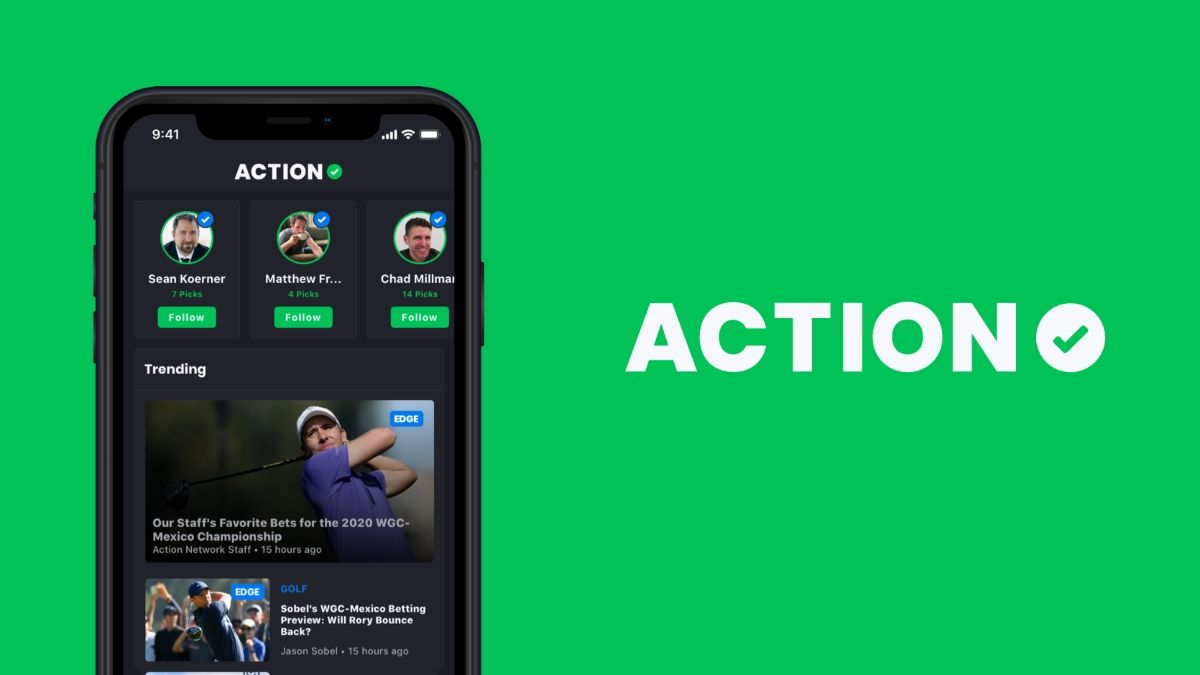 Update Your Action Network App Today! Improved Following Experience & More article feature image