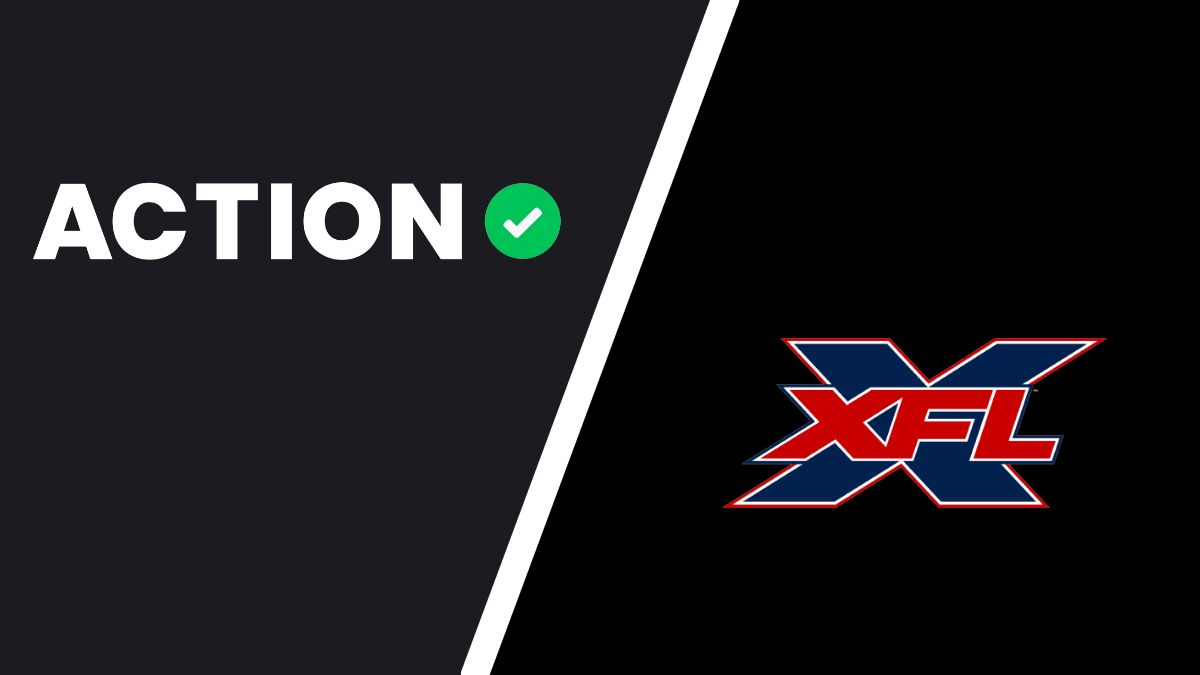 Action Network & XFL Form Sports Betting Content Partnership article feature image
