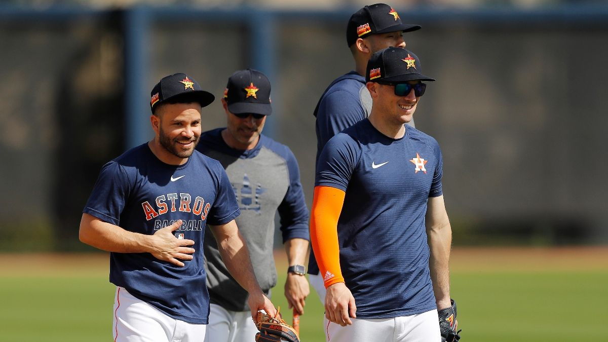 Rovell: Houston Astros File Motion to Dismiss Lawsuit from DFS Players article feature image