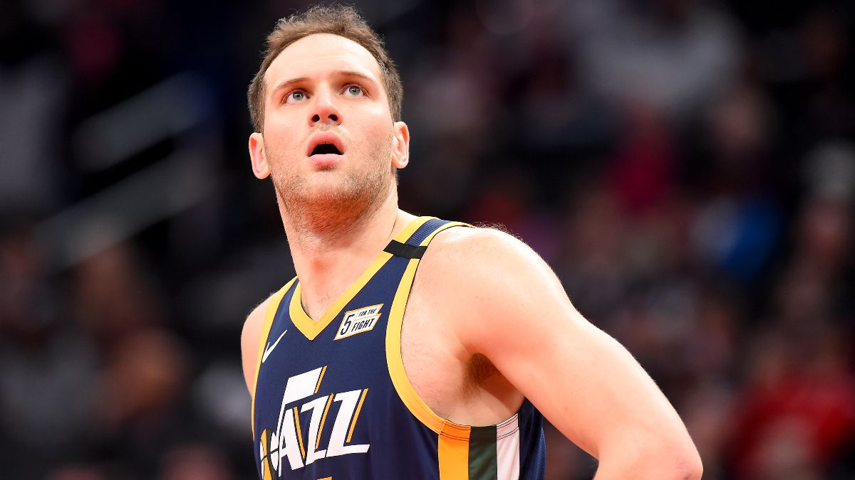 NBA Expert Betting Picks (Monday, Feb. 10): Our Favorite Bets for Hornets vs. Pistons, Jazz vs. Mavericks article feature image