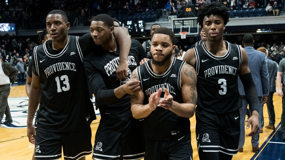 Creighton vs. Providence Sharp Betting Pick: Smart Money Moving College Basketball Spread article feature image