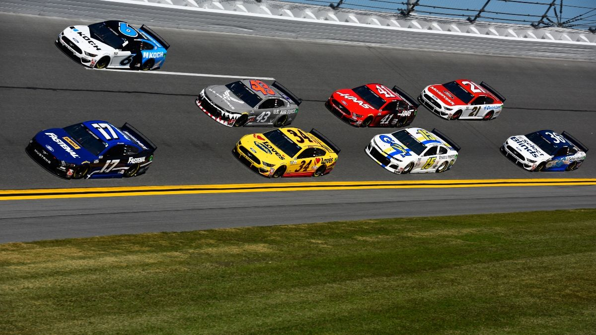 NASCAR DFS Strategy, Lineups and Driver Picks for the Daytona 500 article feature image