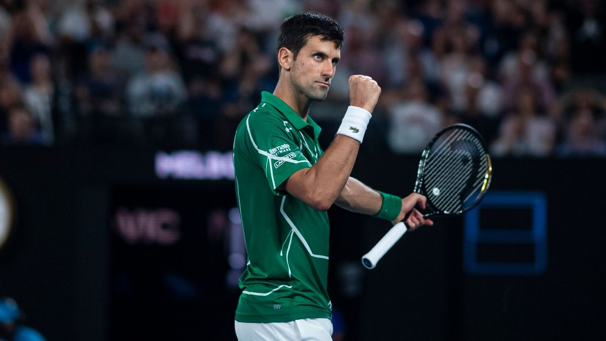 Novak Djokovic vs. Dominic Thiem Betting Odds and Pick: Best Bets for the Australian Open Final article feature image