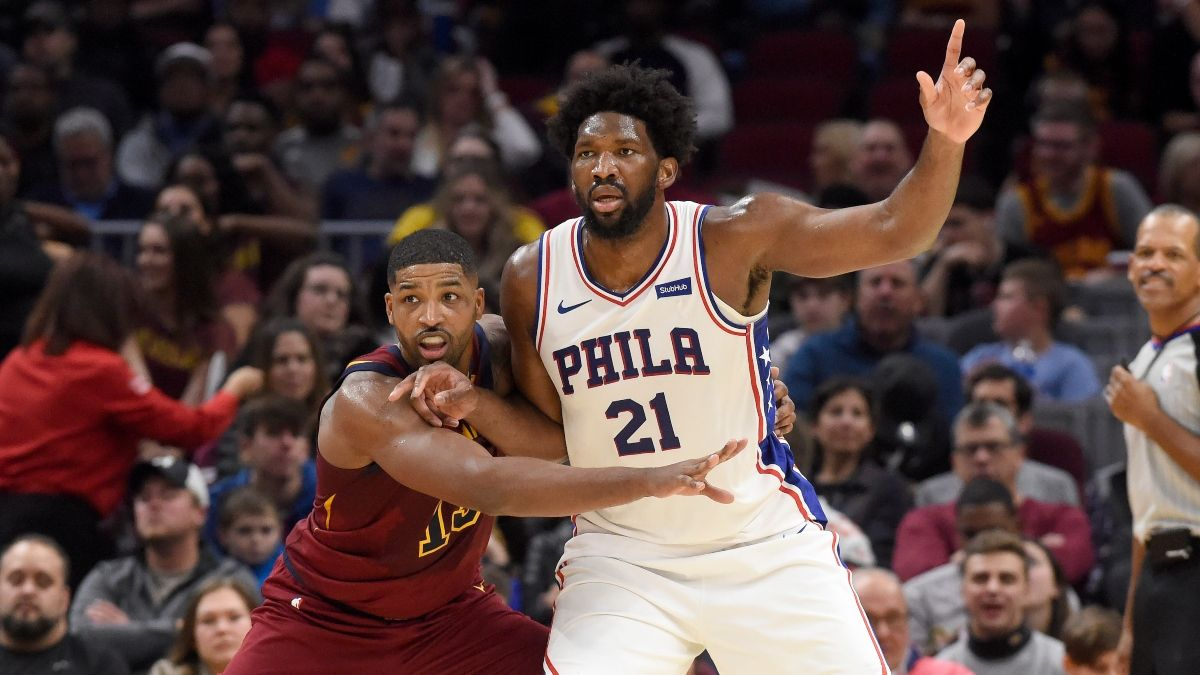 76ers vs. Cavaliers Sharp Betting Pick (Feb. 26): Over/Under on the Move Thanks to Smart Money article feature image