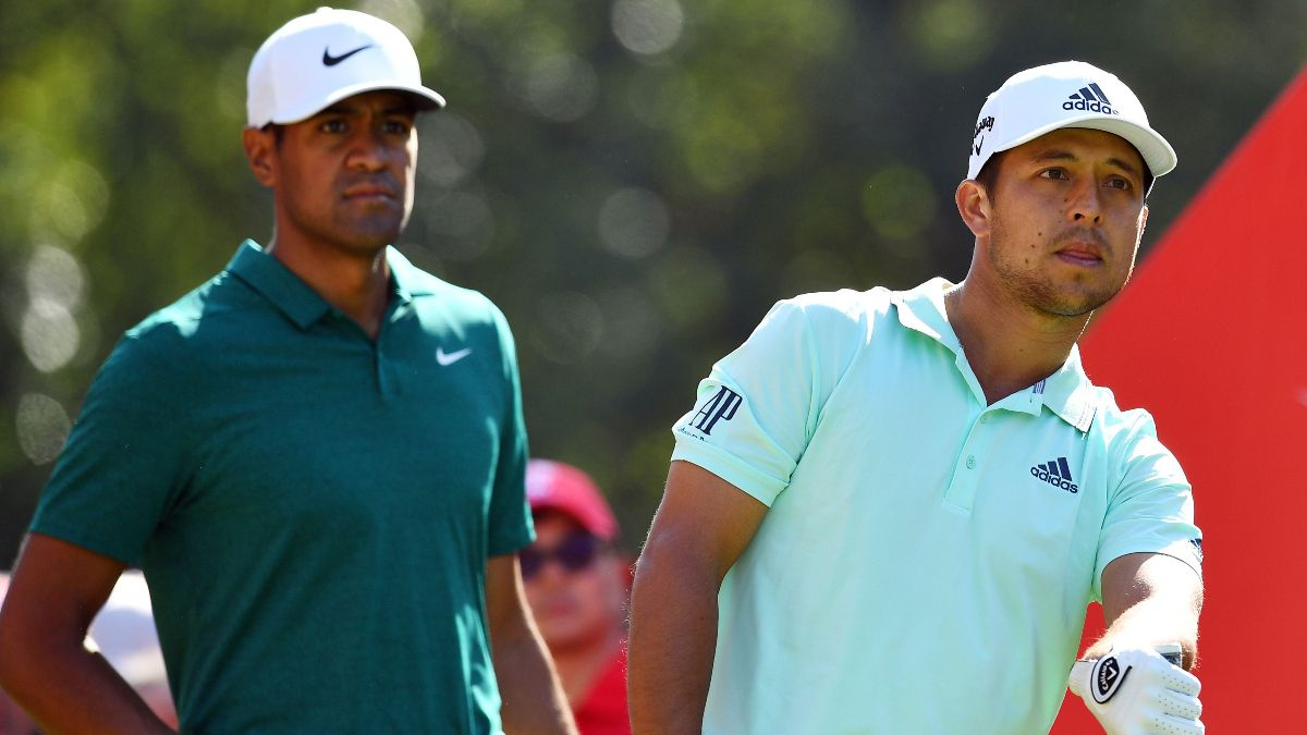 Waste Management Phoenix Open Sunday Betting Picks: Tony Finau Leads, But Xander Schauffele Looms article feature image