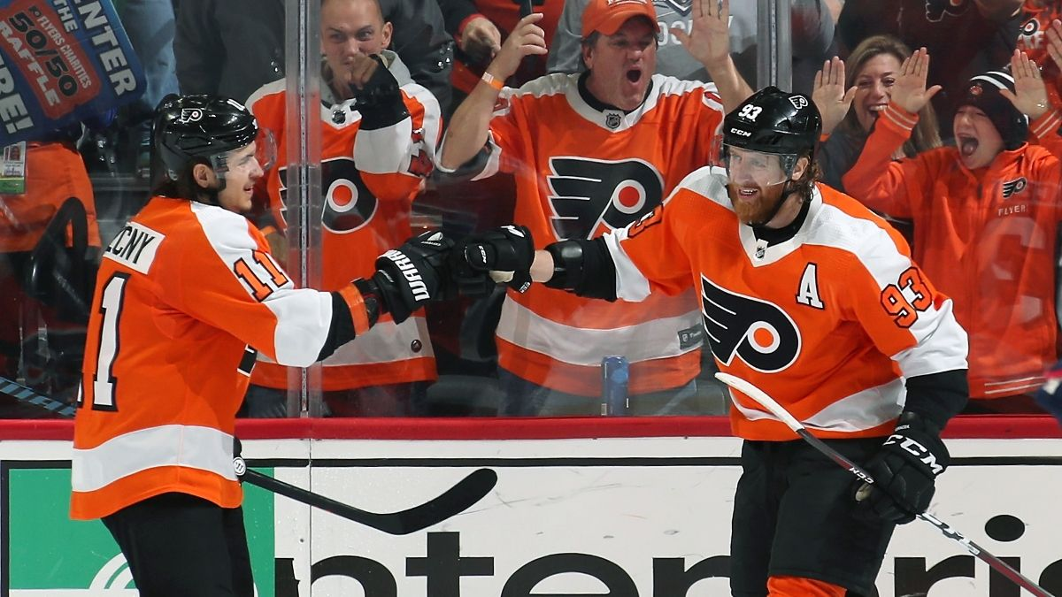 Thursday NHL Odds & Picks: Washington Capitals vs. Philadelphia Flyers Preview (August 6) article feature image