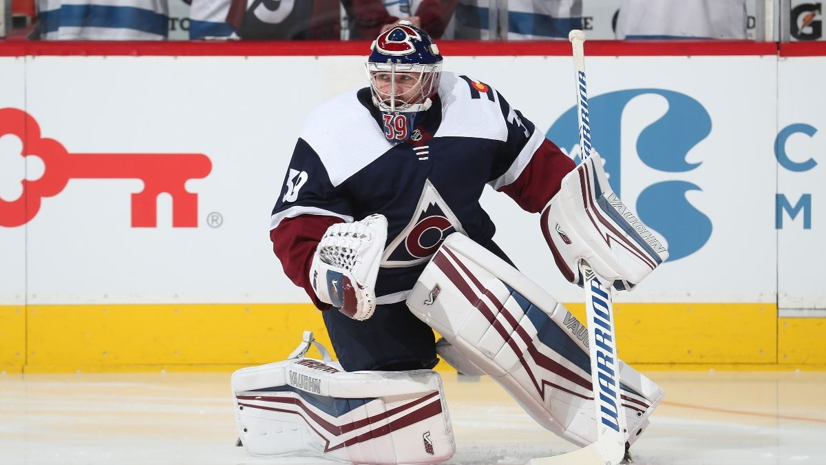 NHL Betting Odds and Picks: Lightning vs. Avalanche, Capitals at Golden Knights and More (Monday, Feb. 17) article feature image