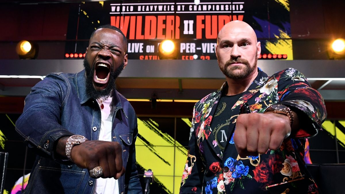 Deontay Wilder vs. Tyson Fury II Betting Odds and Props for Rematch on Feb. 22, 2020 in Las Vegas article feature image