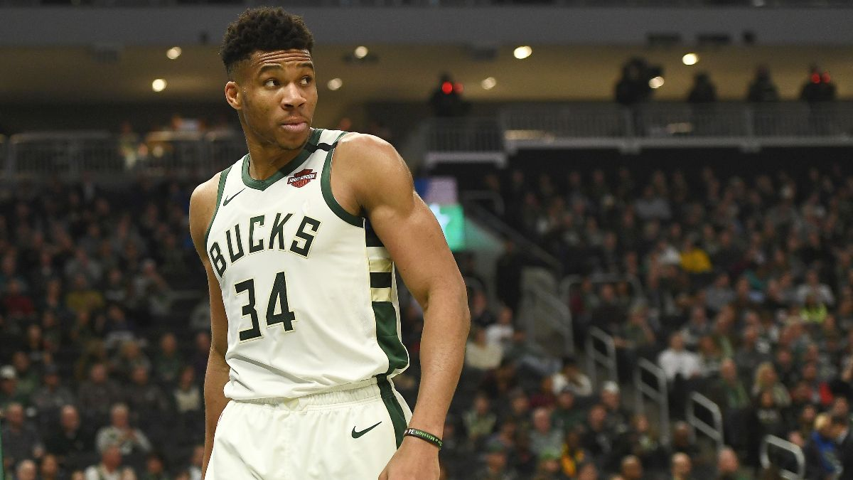 Bucks vs. Pelicans Betting Picks, Odds & Predictions: Will Milwaukee's Defense Lock Up Zion? article feature image