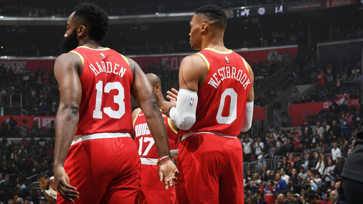 Rockets vs. Lakers Betting Picks, Betting Odds & Predictions: Will Houston's Lack of Size Be Its Strength? article feature image