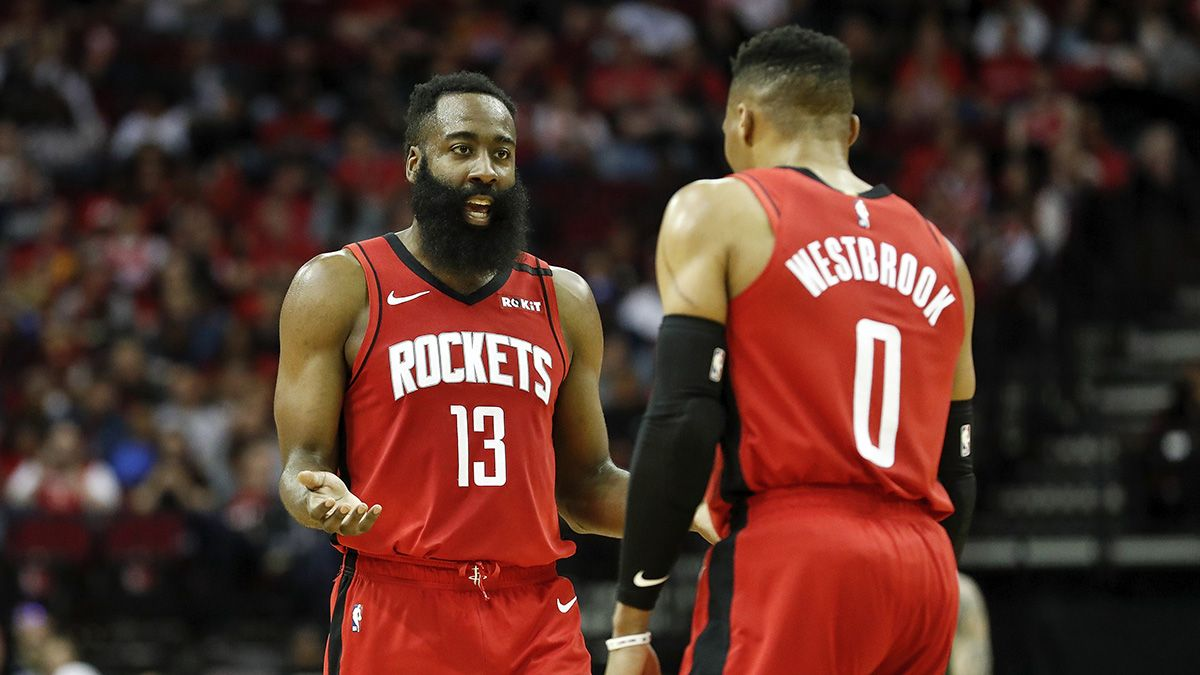 Rockets vs. Thunder Promos in Indiana: Bet $20, Win $125 if Rockets Have at Least 1 Slam Dunk article feature image
