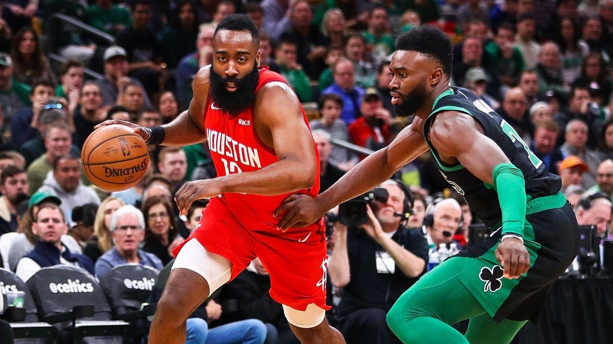 NBA Sharp Betting Picks (Feb. 11): Pros Hitting Trail Blazers vs. Pelicans, Celtics vs. Rockets Tuesday article feature image
