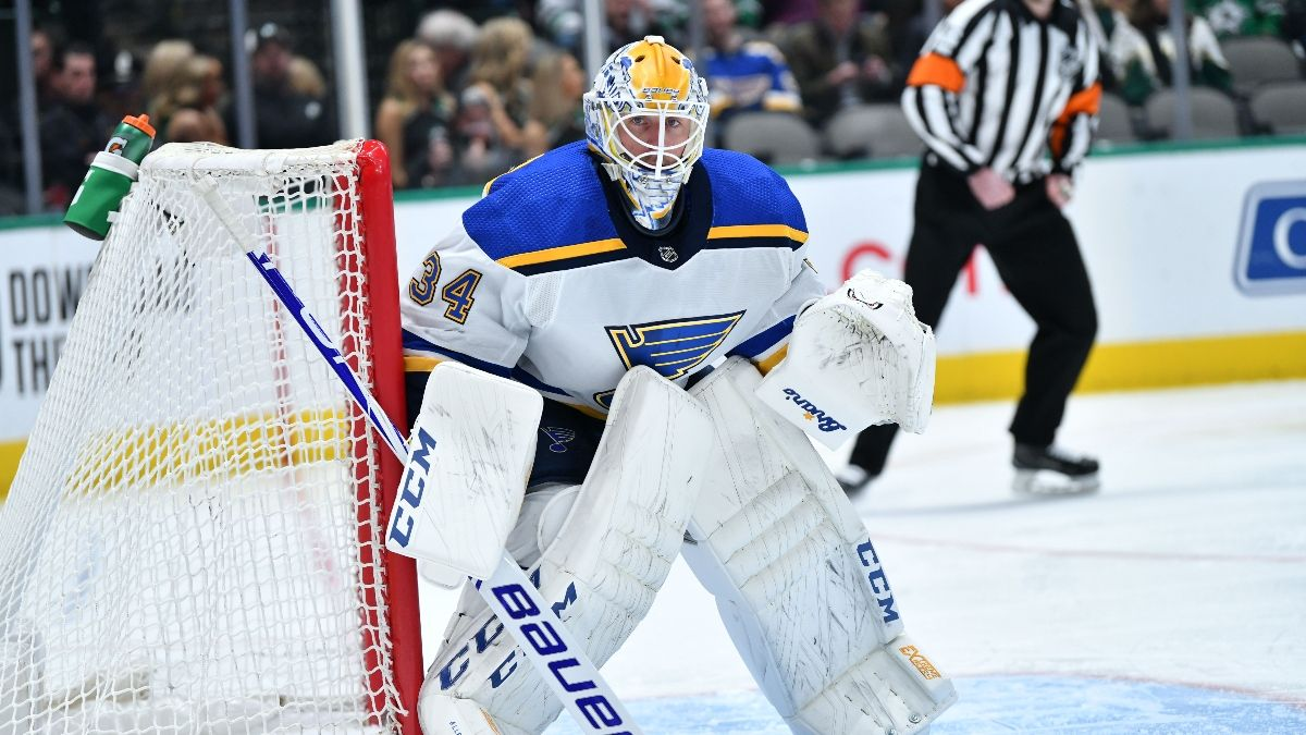 NHL Betting Odds, Picks and Predictions: Wild vs. Blues, Penguins vs. Capitals and More (Feb. 23, 2020) article feature image