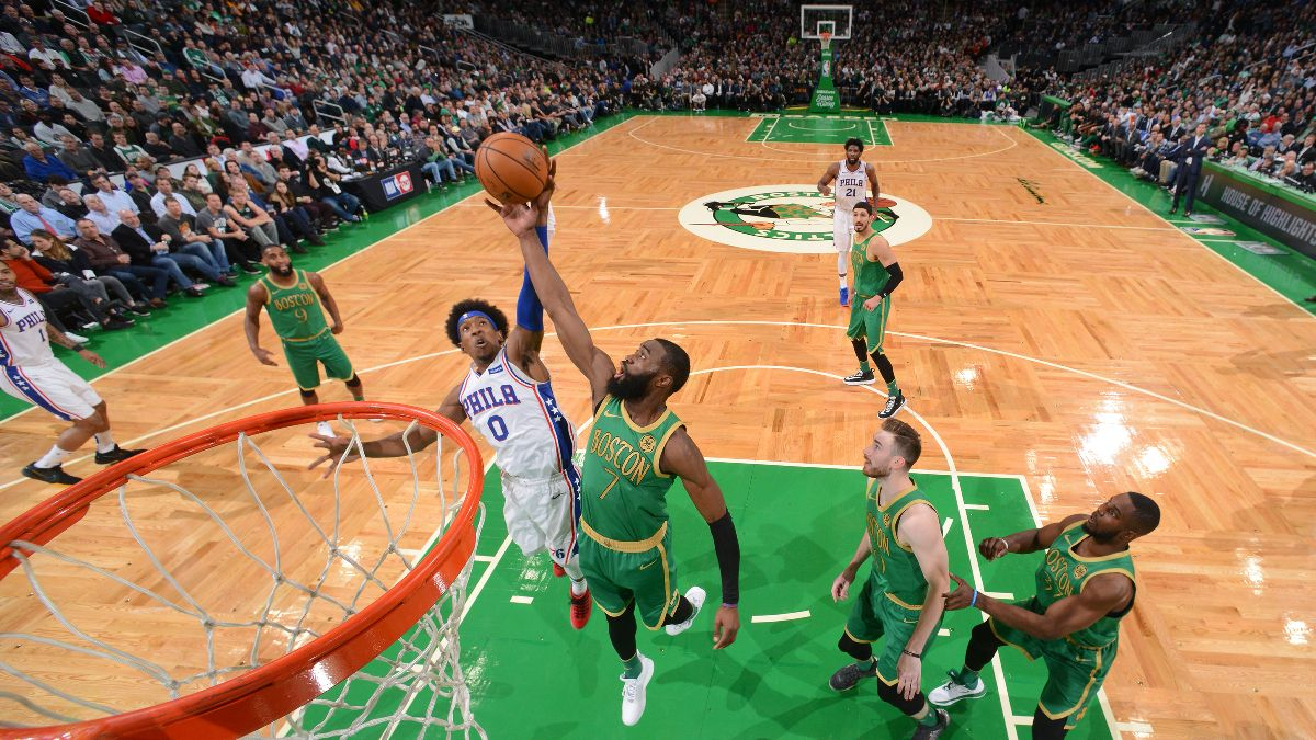 76ers vs. Celtics Betting Picks, Betting Odds & Predictions: Back Boston With Kemba Walker Out? article feature image