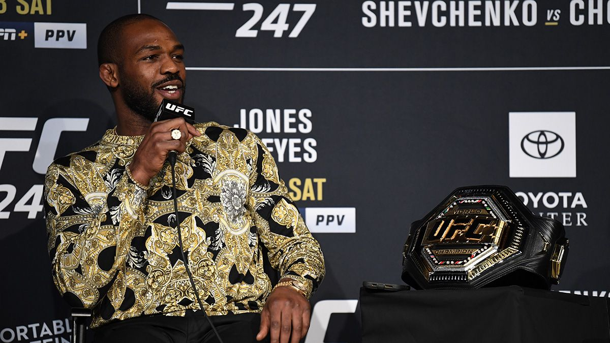 Jon Jones Odds & Promotion for UFC 247: Win $100 if Jones Last More Than 10 Seconds in Ring vs. Dominick Reyes article feature image