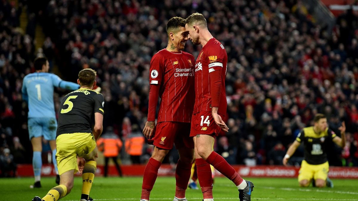 West Ham vs. Liverpool Odds and Best Bets: Will the Reds Roll Again? article feature image