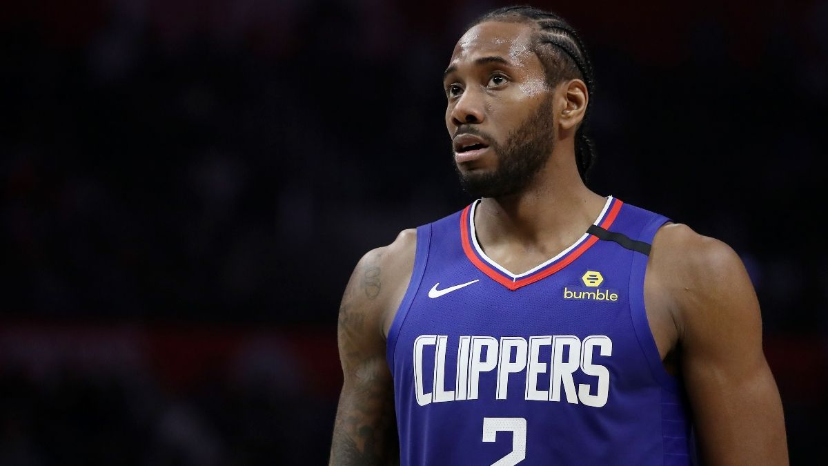NBA Odds, Picks & Promotions: Bet $20, Win $125 if Clippers Hit at Least One 3-Pointer vs. Nets article feature image