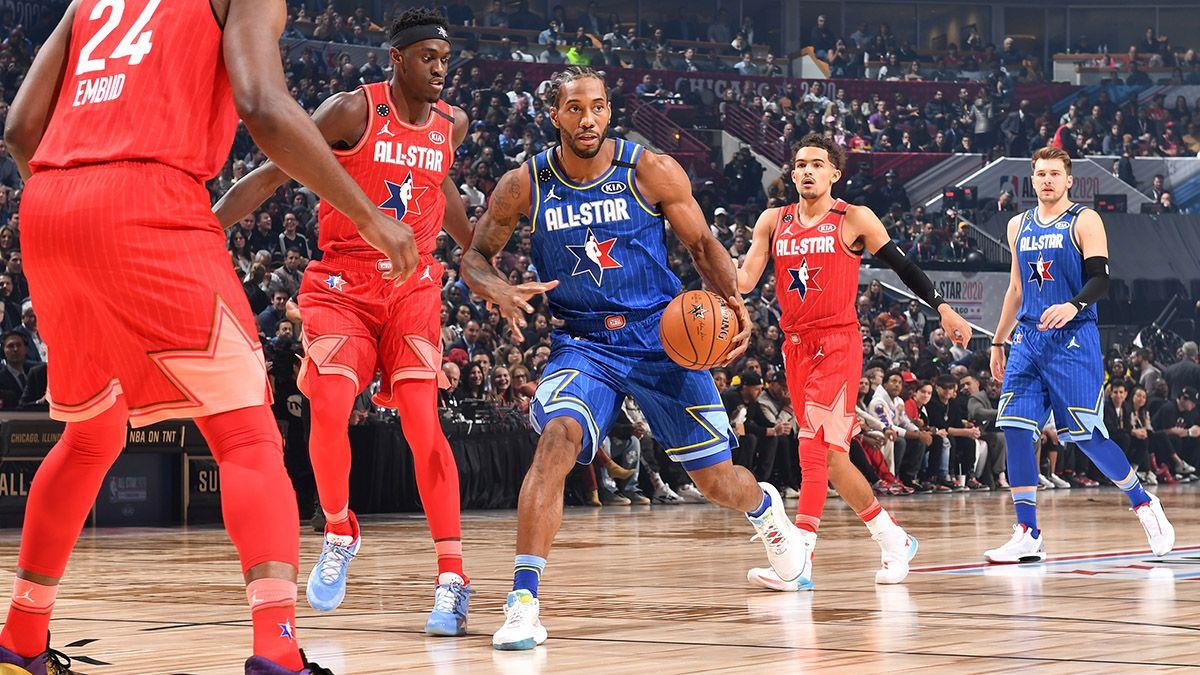 2020 NBA All-Star Game MVP Odds: Where Kawhi, LeBron, Giannis, & Chris Paul Closed article feature image