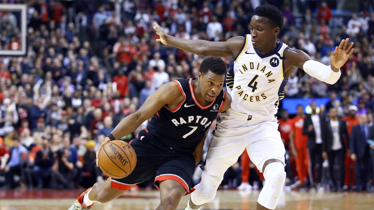 Raptors vs. Pacers Betting Picks, Betting Odds & Predictions: Can Anyone Slow Down Toronto? article feature image