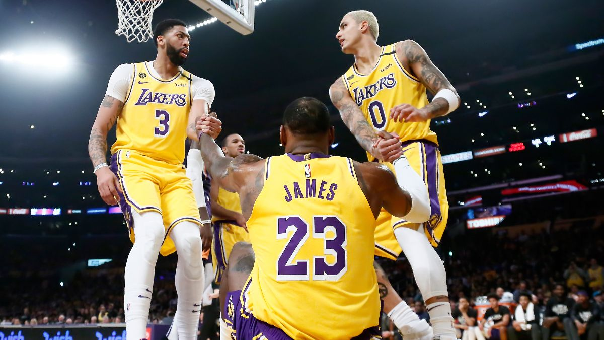 Lakers vs. Clippers Odds Boost: How to Get LeBron & Co. at +170 Odds article feature image