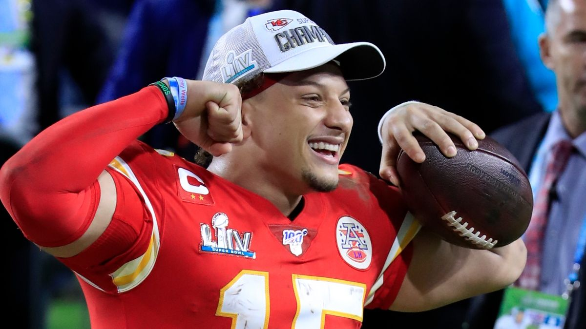 Patrick Mahomes Wins Super Bowl MVP: His Pregame Odds, Whom He Thanked First article feature image